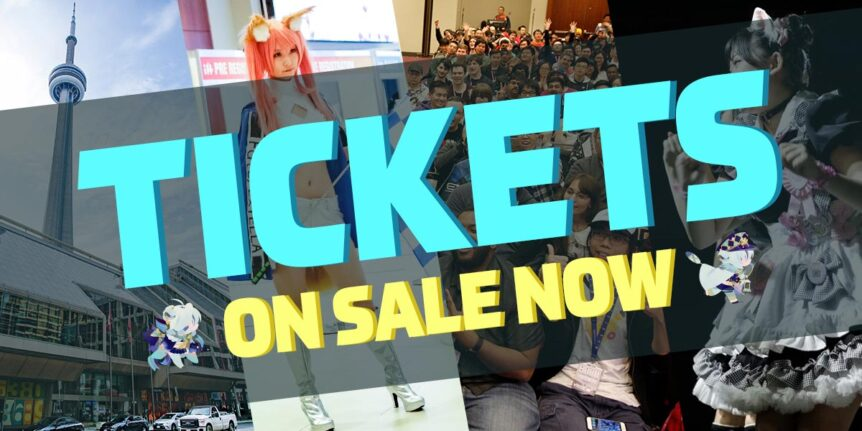 IFFt anime convention Tickets on sale